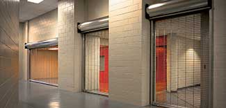 Overhead Door Security Grilles